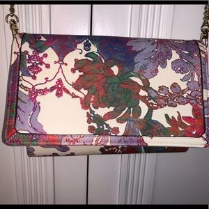 Enzo Angiolini Clutch / Cross body purse